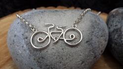 Cambridge bicycle pendant!